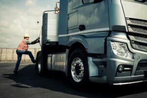 Arbeitssicherheit im Transportgewerbe